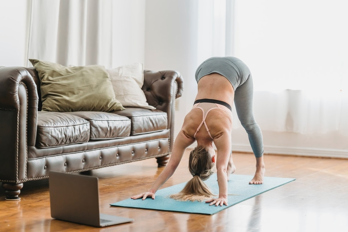 fitness jobs home