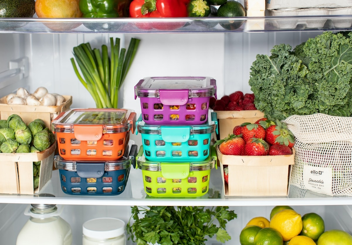 Stock Up Your Refrigerator With These 8 Healthy Foods